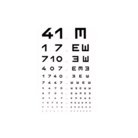 Изследване на зрението