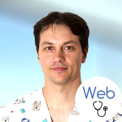 д-р Иван Янков, детски гастроентеролог към 1ДКК и УебСъветник