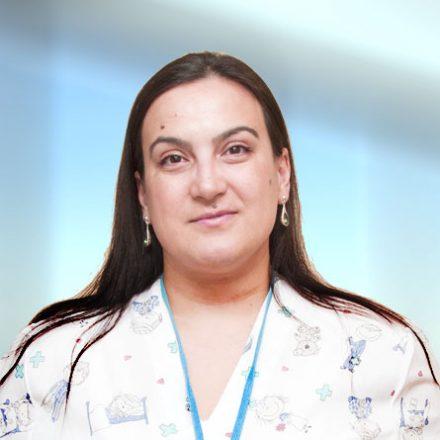 Снимка на д-р Дияна Димова към профила й в 1dkk.bg