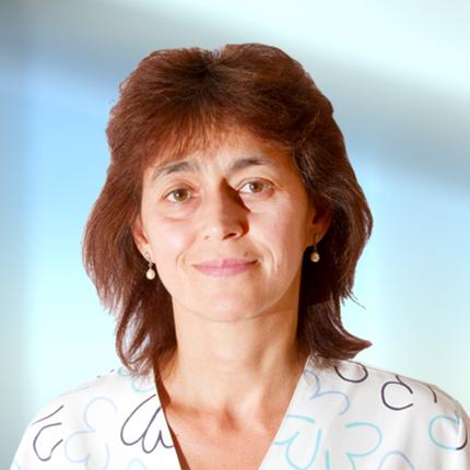 д-р Мария Йочева, педиатър към 1ДКК