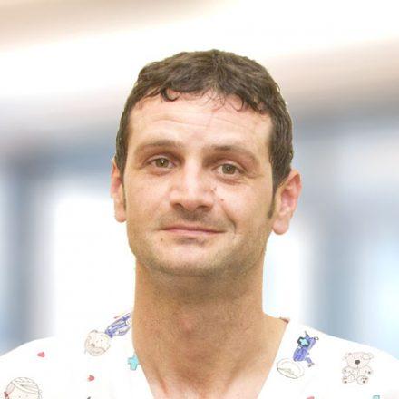 Петър Константинов, физиотерапивт и боуен терапевт
